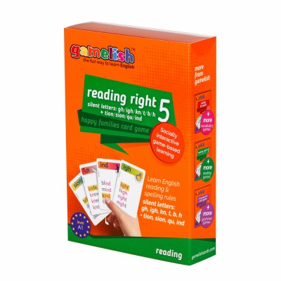 Gamelish - Reading Right #5