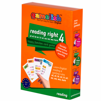 Gamelish - Reading Right #4