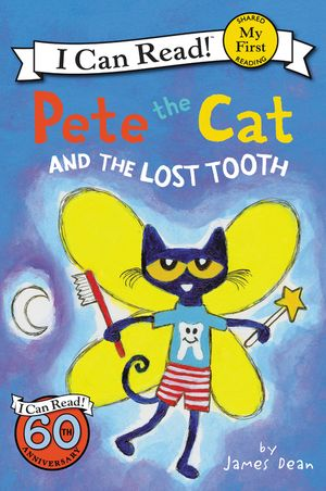 My 1st ICR - Pete the Cat and the Lost Tooth
