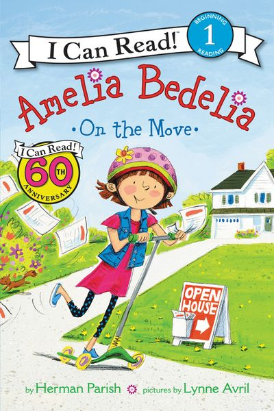 ICR 1 - Amelia Bedelia on the Move