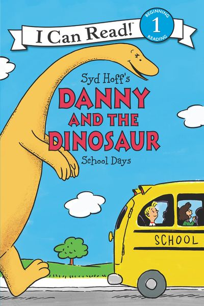 ICR 1 - Danny and the Dinosaur: School Days