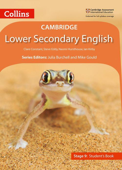 Cambridge Lower Secondary English- Stage 9 Student Book