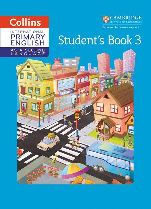 Collins International Primary English ESL - Student's Book 3