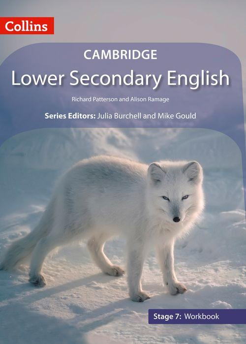 Cambridge Lower Secondary English- Stage 7 Workbook
