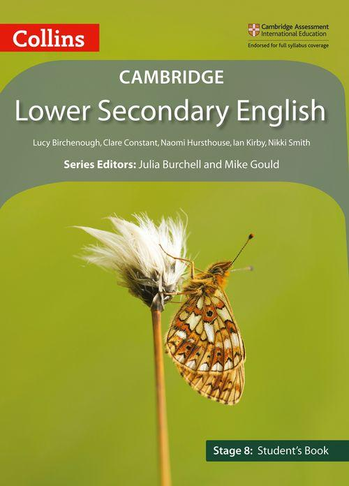 Cambridge Lower Secondary English- Stage 8 Student Book