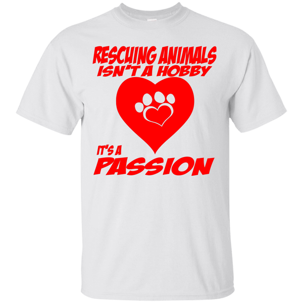 Animal Rescue Passion T-Shirt - Thrift Scores