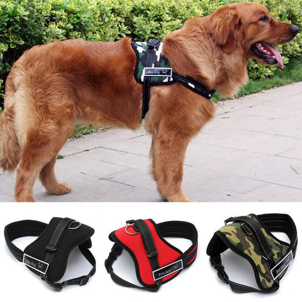 All Weather Large Pet Harness - Thrift Scores