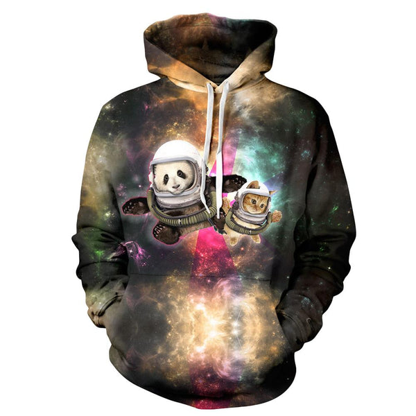 Spaced Out Limited Edition Hoodie - Thrift Scores