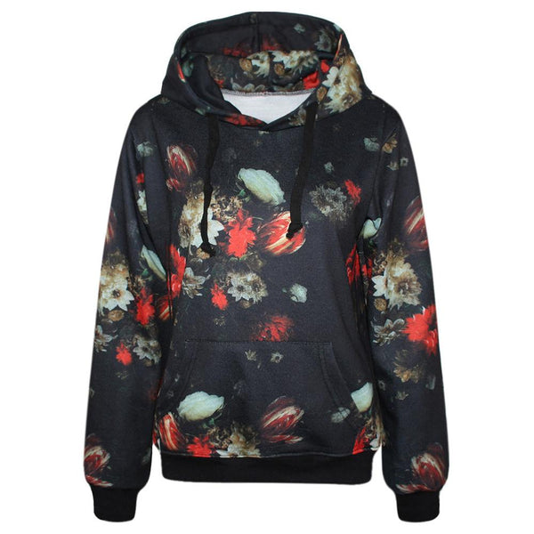 Forever Floral Limited Edition Hoodie - Thrift Scores
