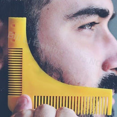 Beard Styling Comb - Trim Your Beard With Confidence - Thrift Scores