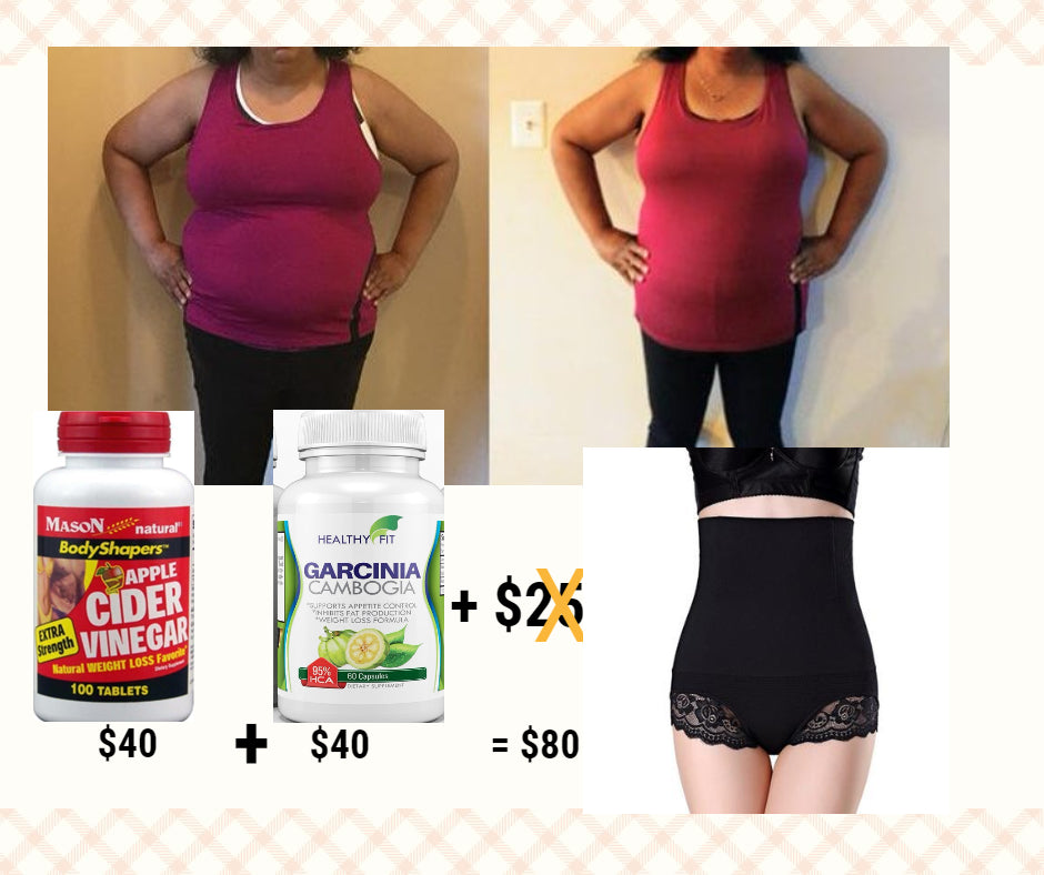 Garcinia Cambogia Weight Loss 60 Pills 100 Tablets Apple Cide Vinegar Free Tummy Control Body Panty