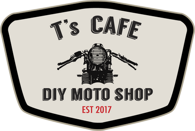 T's Cafe - DIY Moto Shop