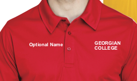 CUSTOMIZE Your Georgian College Motorcycle Instructor Apparel