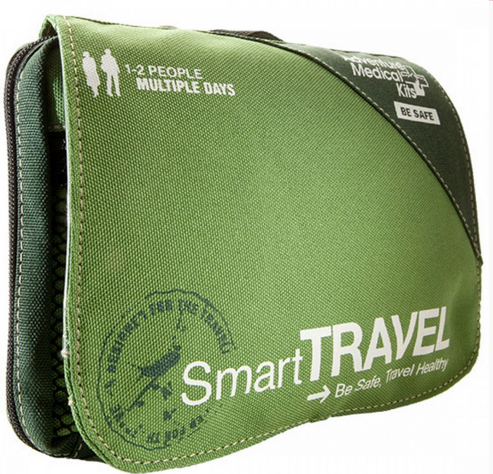Adventure Travel First Aid Kit