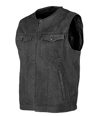 Joe Rocket Mission Denim Vest