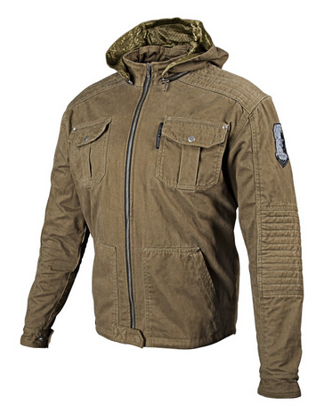 Speed & Strength - Dogs or War Textile Jacket