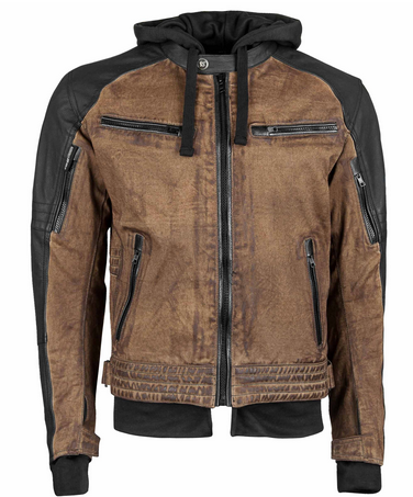 Speed & Strength - Straight Savage Leather Jacket