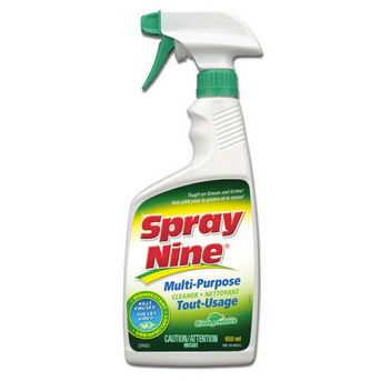 Spray Nine Cleaner / Disinfectant