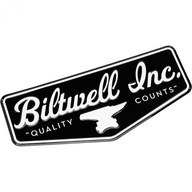 Biltwell Shop Sign
