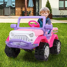 12V Princess Style Kids Ride on SUV w 2.4G Remote Control