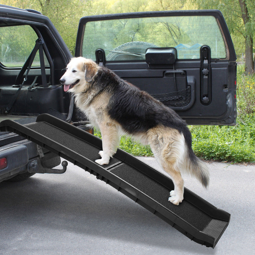 Pet Safety Ramp Outdoor Indoor Pets Dogs Small Old Sick Dog Non Slip Arthritis Foldable