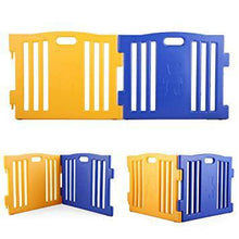 2 Panel Wide Super Playpen Play Yard Baby Gate Large Extension