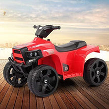 6V Electric Battery 4 Wheels Quad ATV Bicycle Toddler Ride-On Toy