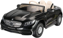 Mercedes Mabach S650 Cabriolet