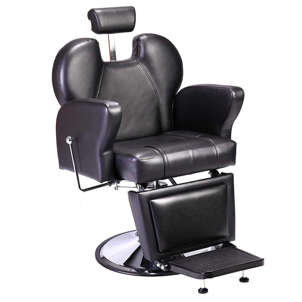 Professional Swivel Hydraulic Barber Chair Styling Salon Beauty Spa Shampoo Hair Styling Equipment
