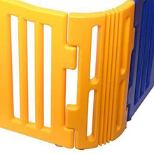 Baby Playpen Corner Pieces Kids Safety Play Protection New Yellow