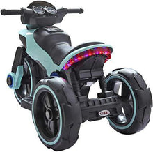 Kids Ride On Toy Motorcycle Electric Tricycle Battery Operated with Light and MP3 Pink