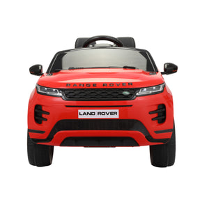 2019 Land Rover Range Rover Evoque 1:4 Scale, 1 Seat Plastic 12V Battery-operated Ride-on Toy Car including Pink Colour
