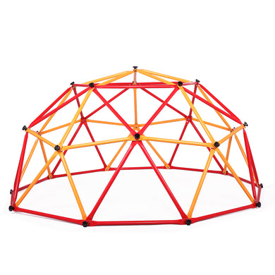 Outdoor Dome Climber Playground Children Kid Swing Set Climbing Frame Backyard Gym