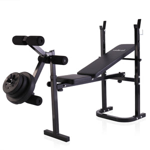 Adjustable Weight Lifting Bench Fitness Exercise Workout