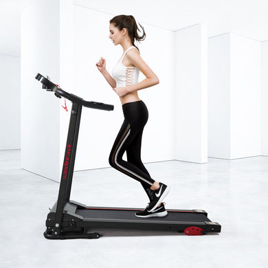 Folding Treadmill Running Machine Fitness Equipment 2.0 HP