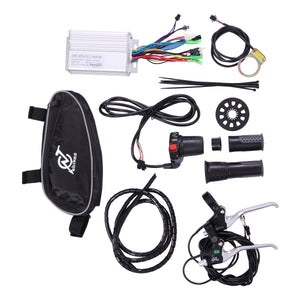 Front Wheel Electric Bicycle Motor Conversion hub Kit