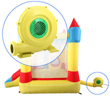 680 Watt Inflatable Bouncy Castle Air Blower Pump Fan
