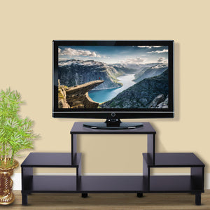 Home Entertainment Center Cabinet Wood TV Stand Console Table for Flat Screen TV