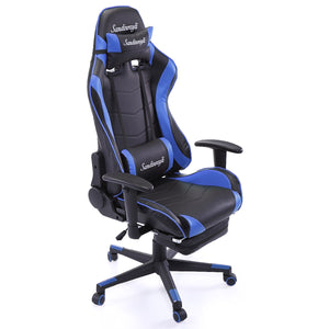 Office Ergonomic High Back Desk Chair Swivel PC Gaming Chair w/Lumbar Support