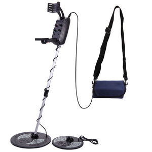 Metal Detector Deep Sensitive Search Gold Digger Hunter MD-5008