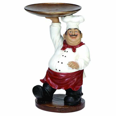 Chef with Tray - Expo Home Decor Home Decor - home goods