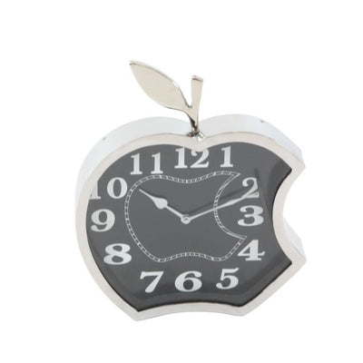 Apple Clock - Expo Home Decor Home Decor,Clocks - home goods