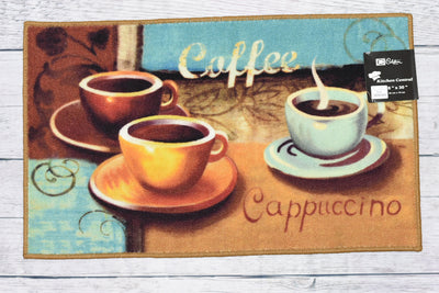 Cappuccino Kitchen Rug - Expo Home Decor Kitchen Rug - home goods