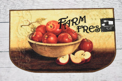Apples Kitchen Rug - Expo Home Decor Kitchen Rug - home goods