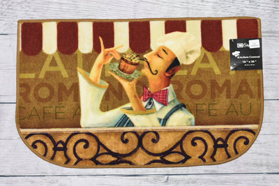 Chef Kitchen Rug - Expo Home Decor Kitchen Rug - home goods