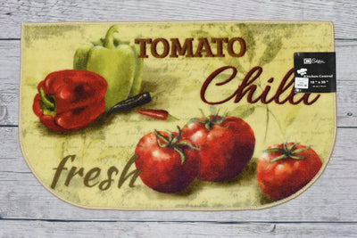 Tomato's Kitchen Rug - Expo Home Decor Kitchen Rug - home goods