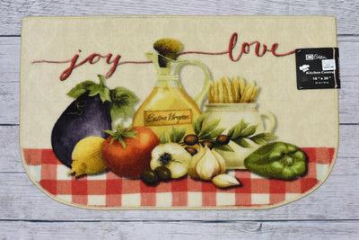 Vegetables Kitchen Rug - Expo Home Decor Kitchen Rug - home goods