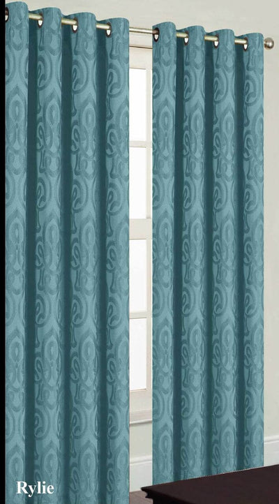 Rylie Window Panel - Expo Home Decor Window Curtain - home goods