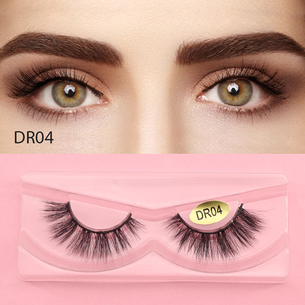 Eyelash extension #Dr04