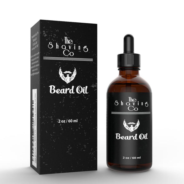 Beard Oil - 100% Organic, 60ml